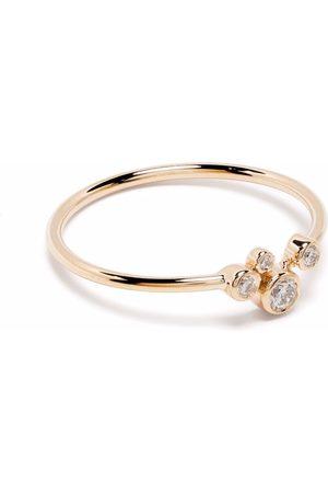 Maria Black 14kt yellow Elena diamond ring