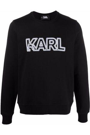 Karl Lagerfeld Logo-print sweatshirt