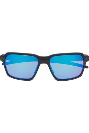 Oakley Parlay square-frame sunglasses