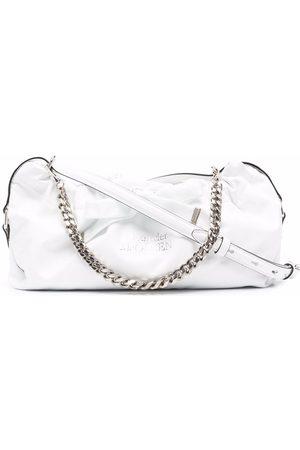 Alexander McQueen Women Shoulder Bags - The Bundle drawstring shoulder bag