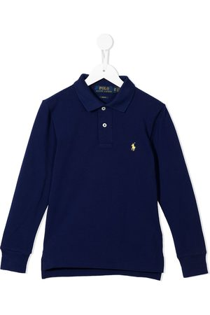 Ralph Lauren Embroidered-pony polo shirt