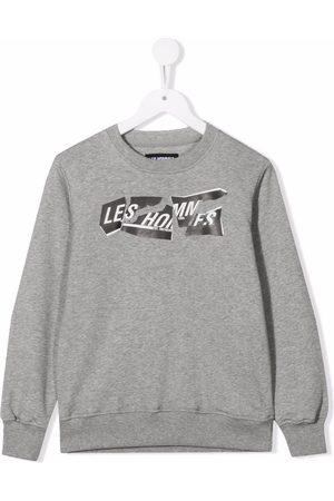 Les Hommes Logo sweatshirt