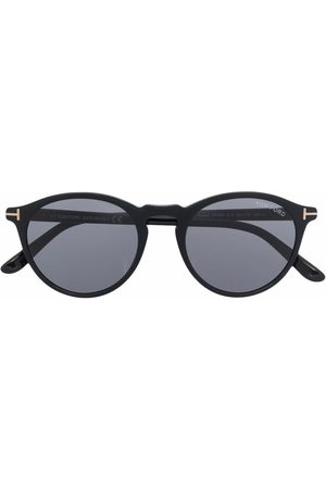 Tom Ford Aurele round-frame sunglasses