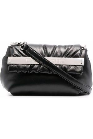 Karl Lagerfeld K/Kross shoulder bag