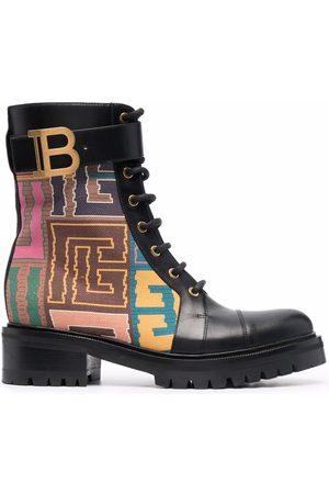Balmain Romy Ranger ankle boots