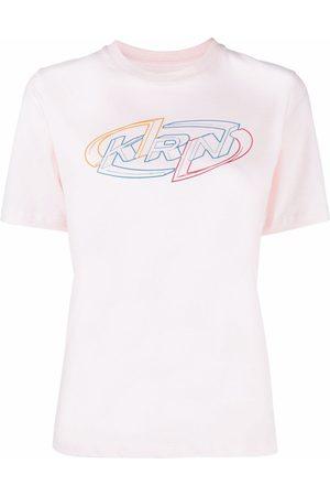 Kirin Logo-print T-shirt