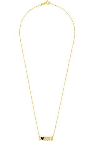 Established Boys Necklaces - I Heart Boys Necklace
