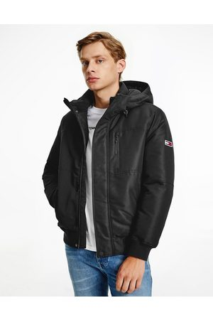 Tommy Hilfiger Tech hooded bomber jacket in