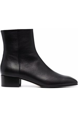 Scarosso Women Ankle Boots - Ambra leather ankle boots