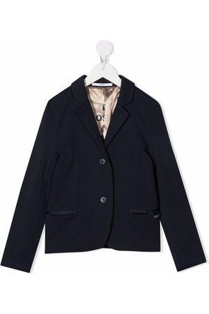 HUGO BOSS Girls Blazers - Single-breasted tailored blazer