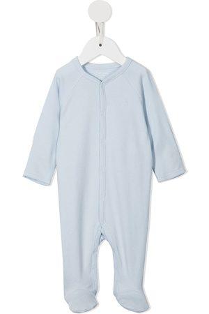 Ralph Lauren Logo-embroidered cotton pyjamas