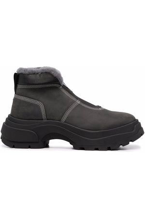 Maison Margiela Chunky-sole ankle boots