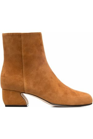SI ROSSI Round-toe ankle boots