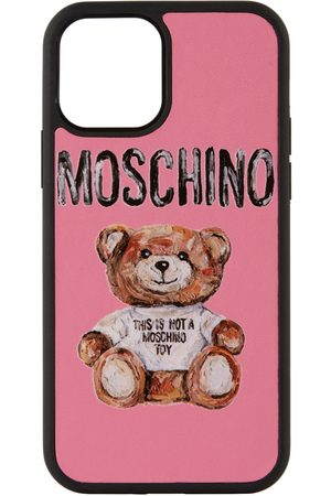 Moschino Phone Cases - Not A Toy' iPhone 12/12 Pro Case