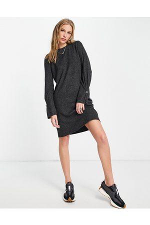 VERO MODA Button detail jumper dress in