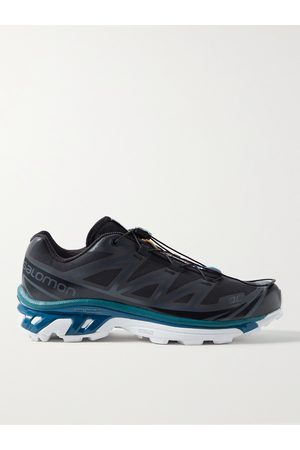 and wander Salomon XT-6 Ripstop and Mesh Trail Running Sneakers